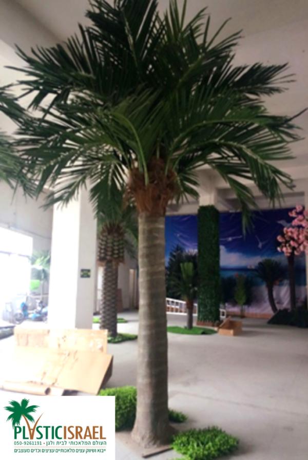 עץ דקל קוקוס ענק מלאכותי
